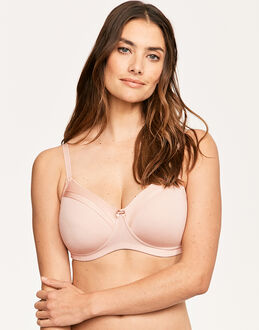 Royce Masie Soft T-Shirt Mastectomy Bra