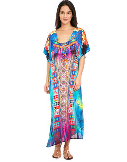Maryan Mehlhorn Expressions Caftan