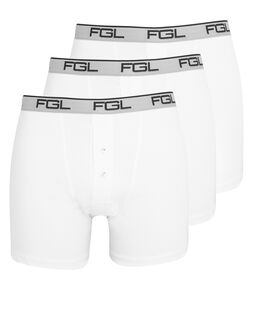 FGL Essentials 3 Pack Long Trunks
