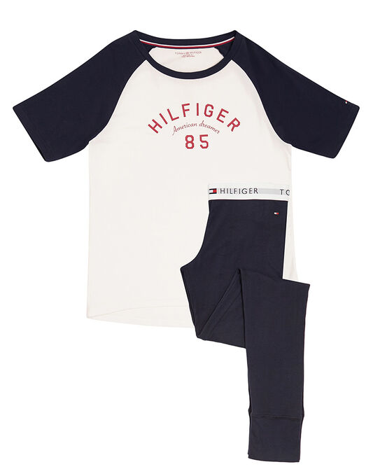 Tommy Hilfiger Cotton Iconic Set SS Logo