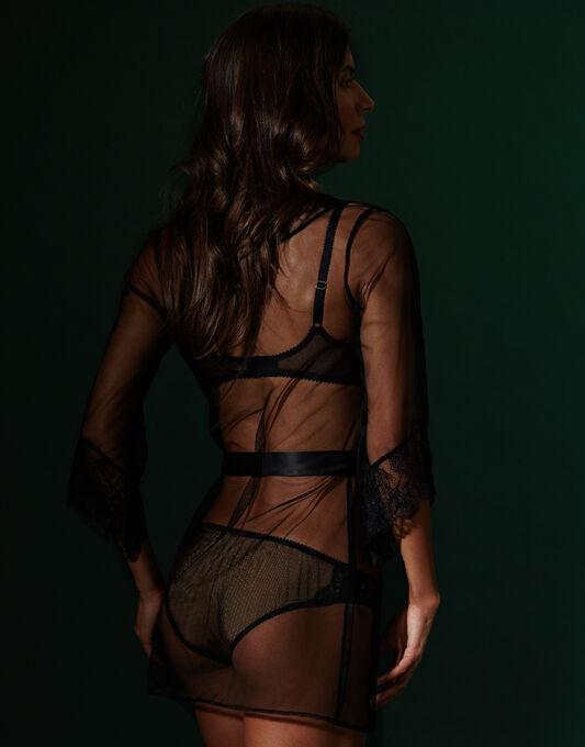 L'Agent by Agent Provocateur Idalia Short Gown