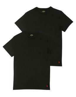 Polo Ralph Lauren 2 Pack Slim Fit Short Sleeve Crew Neck T-Shirt