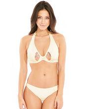 Priya Underwired Halter C-G Bikini Top