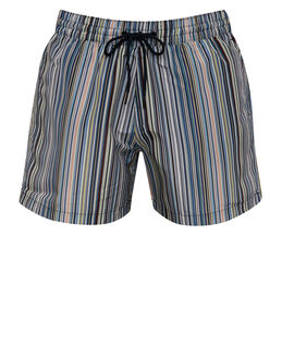 Paul Smith Classic Stripe Swim Short