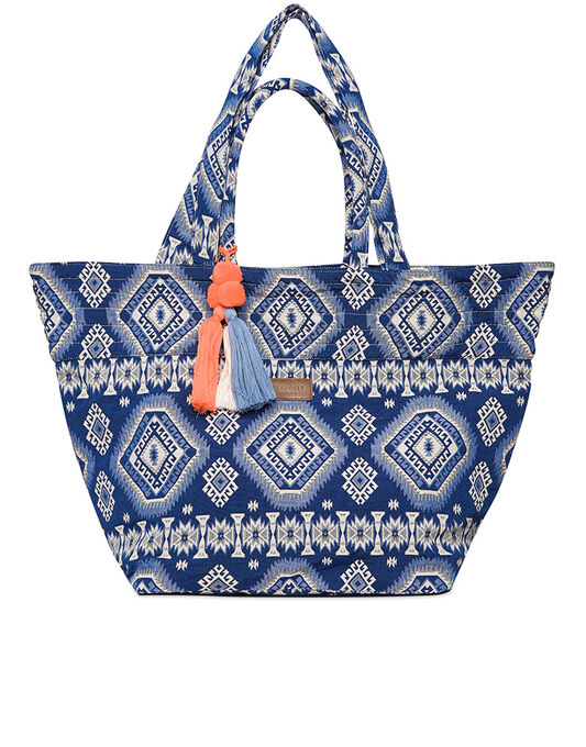 Carried Away Oversized Beach Bag