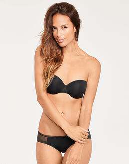 Calvin Klein Sculpted Strapless Lightly Lined