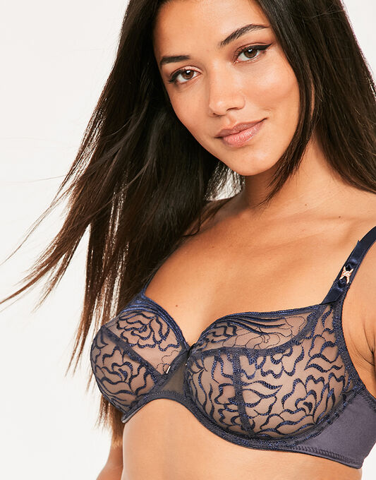 Empreinte Carolyn Underwired Low-Necked Bra
