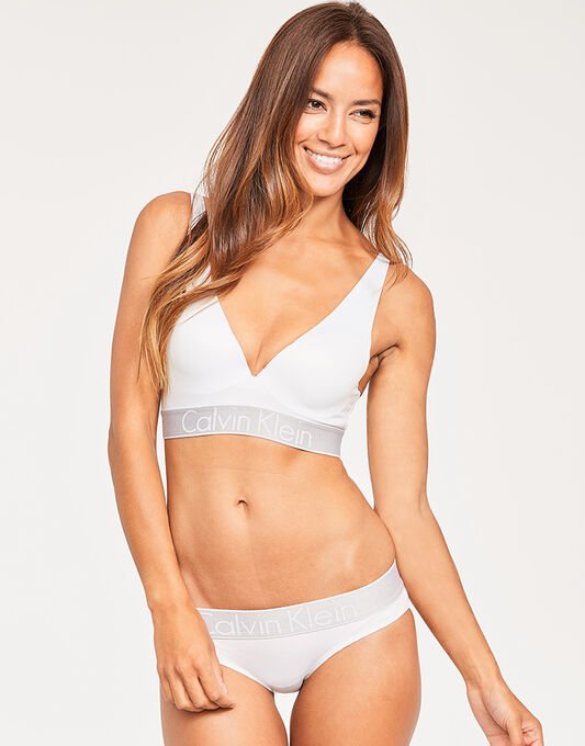 Calvin Klein Customized Stretch Plunge Push Up