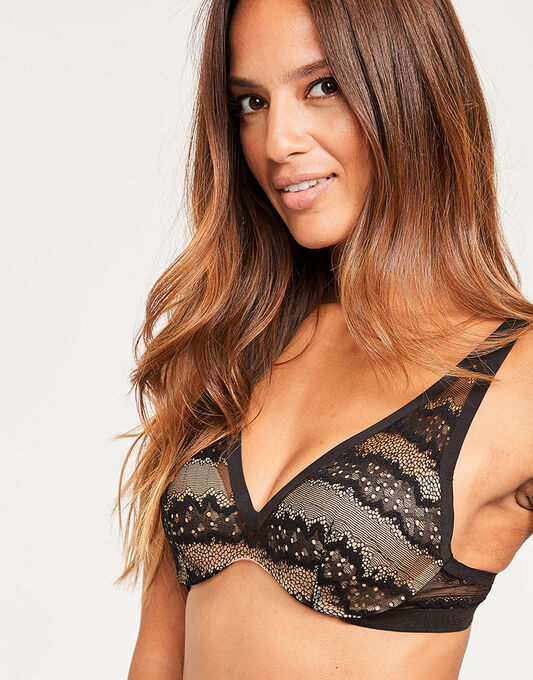 Calvin Klein CK Black Electric Push Up