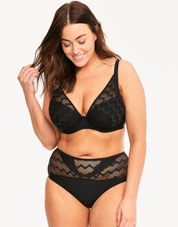Curvy Kate Hi Voltage Plunge Bikini Top