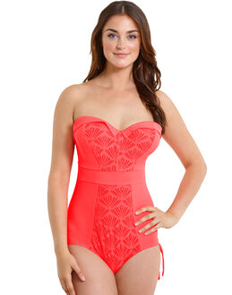 Curvy Kate Siren Underwired Bandeau Swimsuit