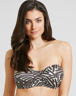 Fantasie San Marino Underwired Twist Bandeau Bikini Top