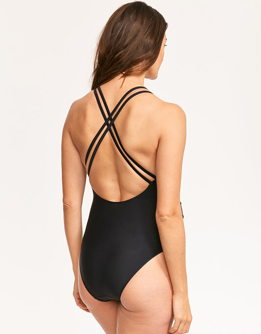 Emma Jane Maternity Swim cross back swimsuit