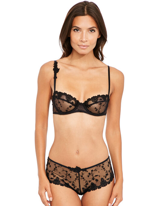 White Nights Balconette Bra