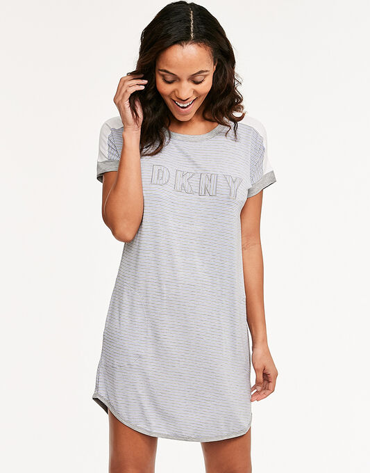 DKNY Lounge Essentials S/S Sleepshirt