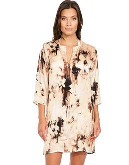 Aguaclara Bruma Rosa Silk Dress