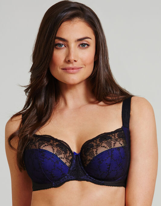 Elodie Underwired Bra With Side Support