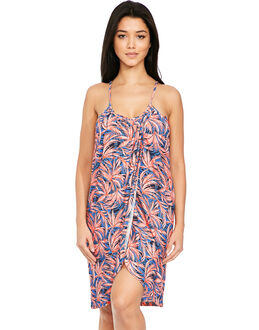 figleaves Mimi Beach Jersey Wrap Sundress
