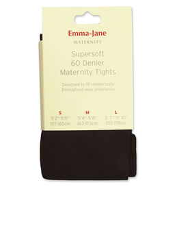 Emma Jane Maternity 60 denier tights