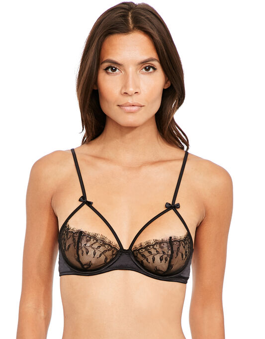 Maison Close Villa Satine Naked Breast Bra