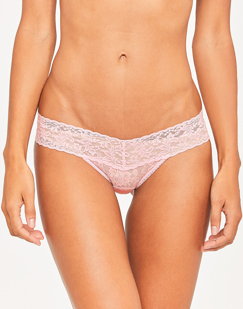 Signature Low Rise Thong
