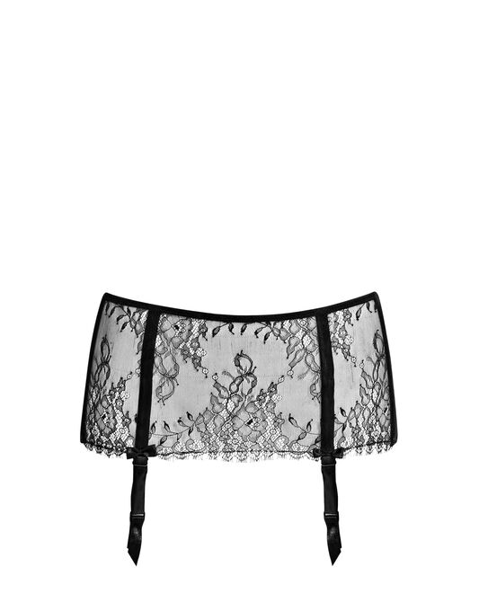 Villa Satine Garter Belt