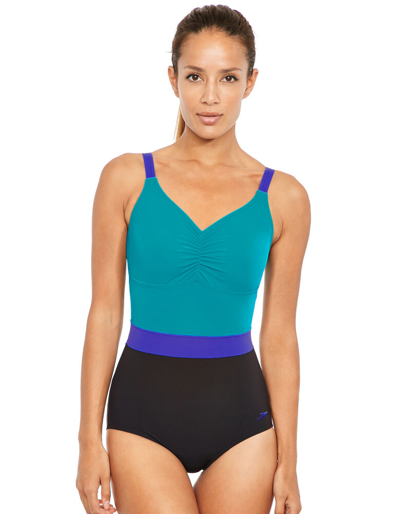 Sculpture Crystalshine One Piece Swimsuit