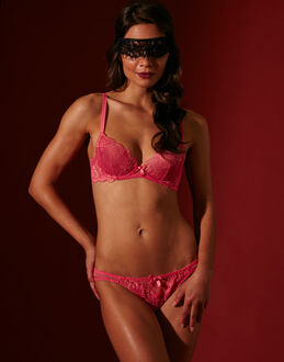 L'Agent by Agent Provocateur Mirabel Non Padded Balcony Bra