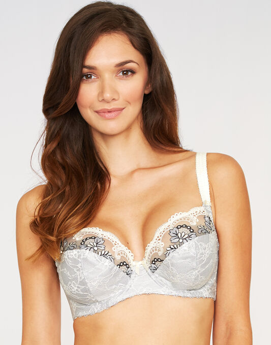 Vivienne Underwired Bra With Side Support