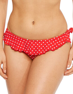 Pour Moi? Hot Spots Frill Brief