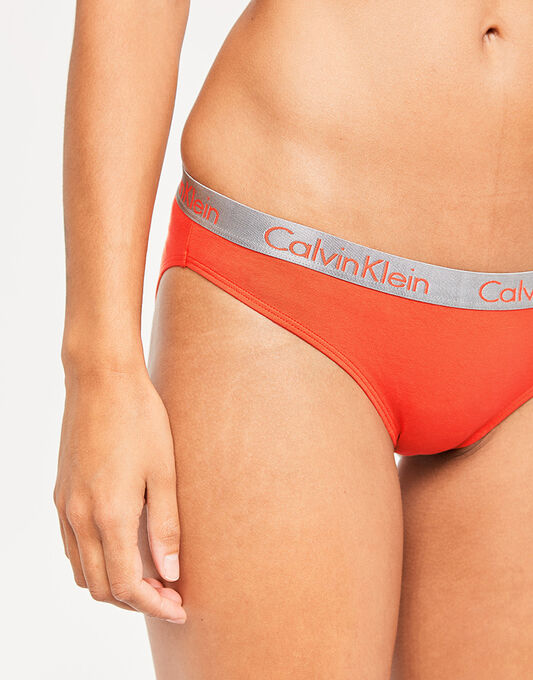 Calvin Klein Radiant Cotton Bikini 3PK