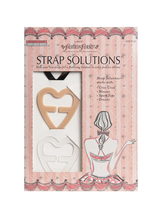 Fashion Forms Strap Solutions