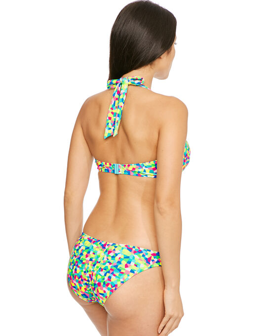 Pour Moi? High Dive Padded Halter Underwired Bikini Top