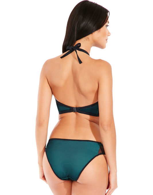 Freya Swim Electra Underwired High Neck Crop Bikini Top