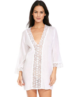 Seafolly Spot On Island Kaftan
