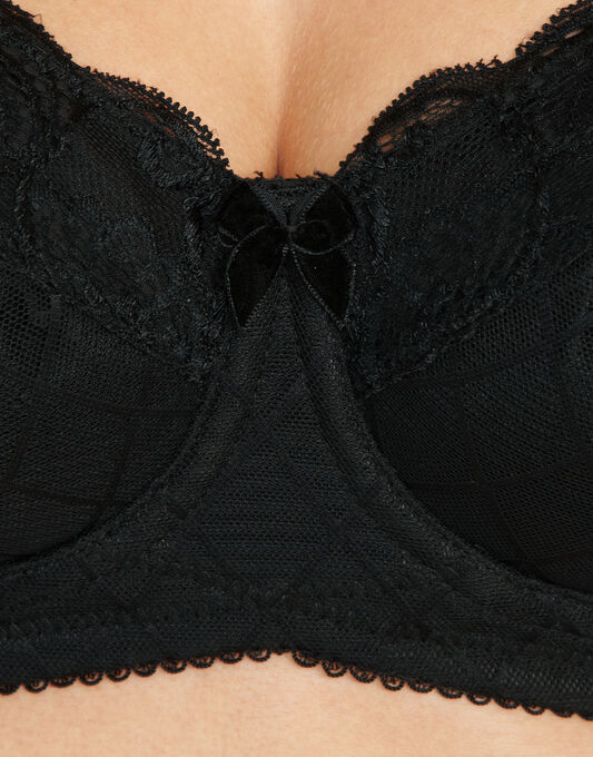 Liquorice Twist Flexible Wire Nursing Bra