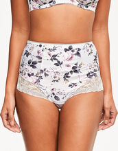 Charlotte High Waist Brief