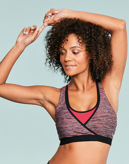 Freya Freestyle Soft Crop Sports Bra