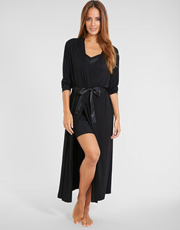 figleaves Camelia Soft Touch Long Robe