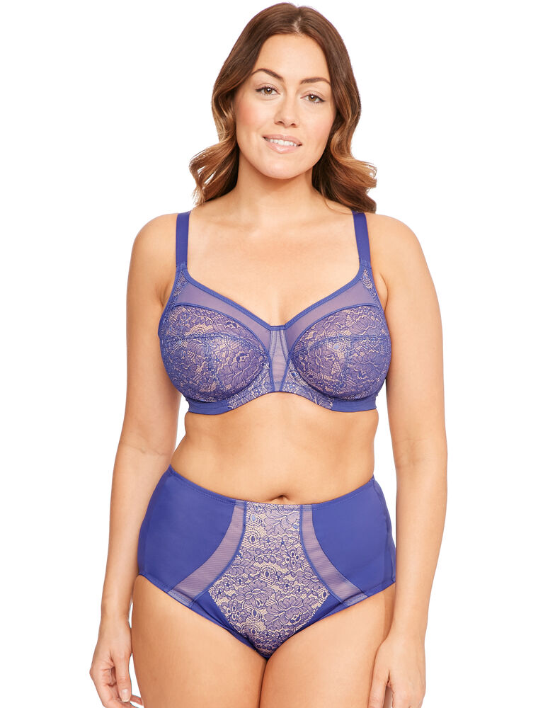 Raquel Underwired Full Cup Banded Bra 1155183