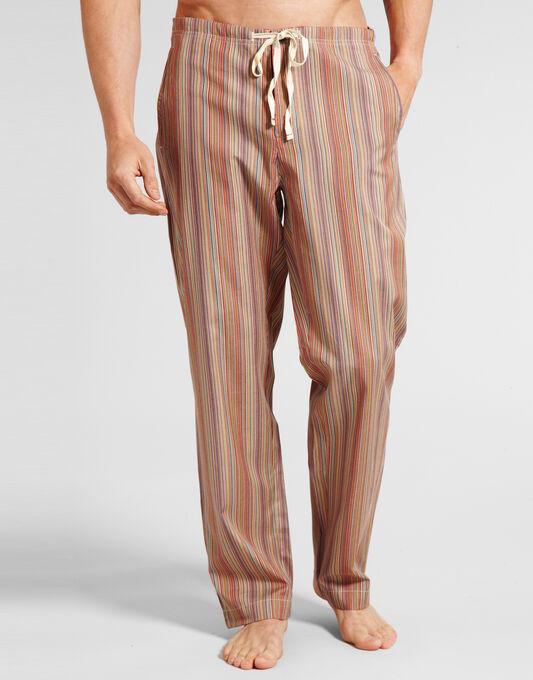 Paul Smith Classic Multistripe Cotton Pyjama Set