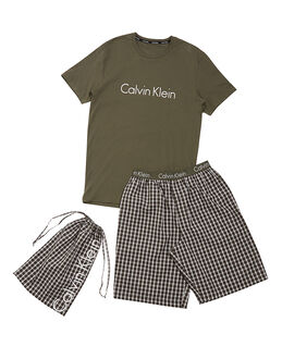 Calvin Klein Short PJ Set In A Bag