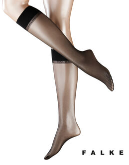 Falke Shelina 12 Shimmer Sensitive Top Knee-highs