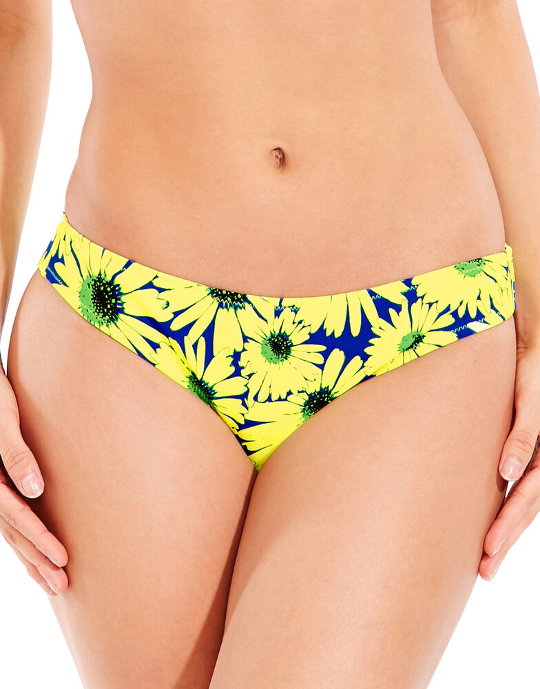Crazy Daisy Bikini Brief