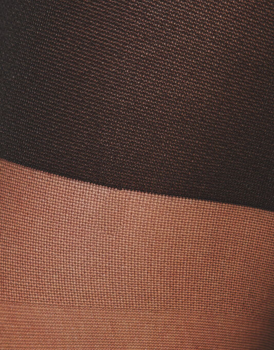 Spanx 20 Denier In Power Line Super High-waist Shaping Sheer Tights