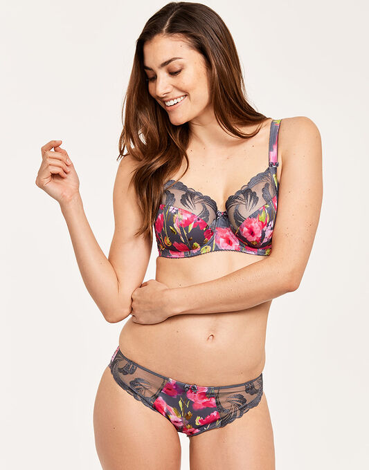 Lianne Underwired Side Support Bra