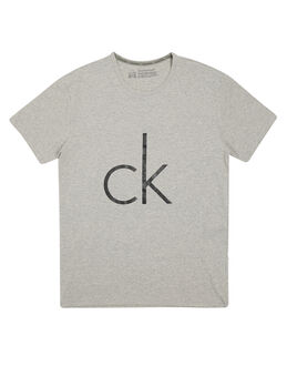 Calvin Klein CK Sleep Cotton Short Sleeve Crew Neck T-Shirt