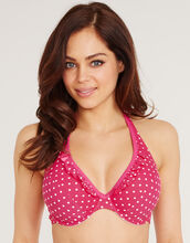 Betty Halterneck Bikini Top