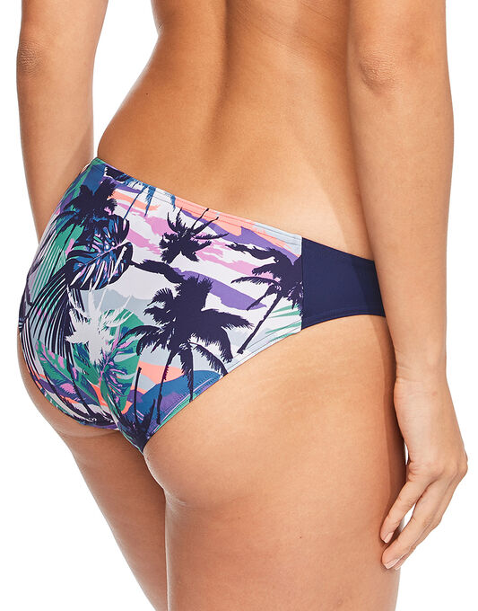 figleaves Island Dream Classic Zip Brief