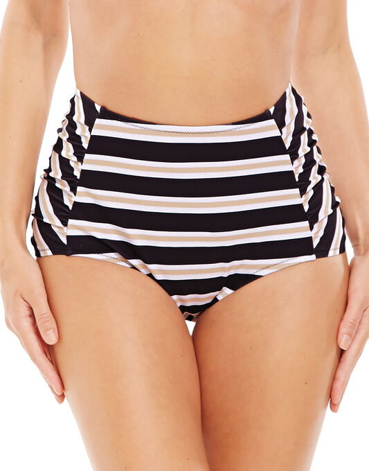 Vienna High-Waisted Tummy Control Bikini Brief